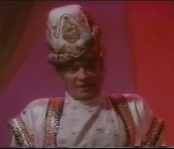 Peter Breck as Sham-Ir