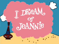 I dream oj jeannie