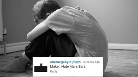 Onemegabyte's sad childhood.