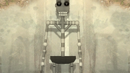Gm endoskeleton