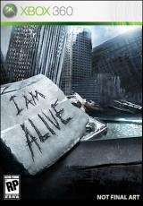 I Am Alive box art