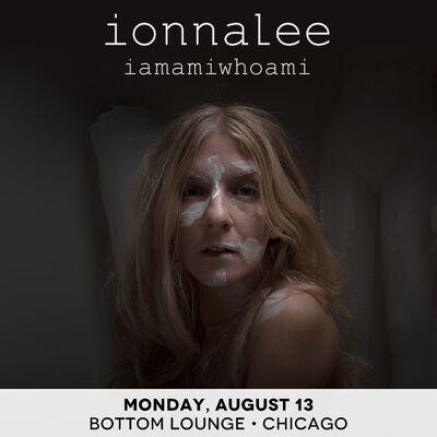 ionnalee; EABF tour - Bottom Lounge promo 2