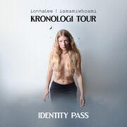 ionnalee - iamamiwhoami KRONOLOGI tour identity pass