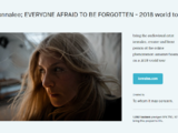ionnalee; EVERYONE AFRAID TO BE FORGOTTEN - world tour