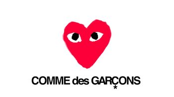 COMME des GARÇONS logo