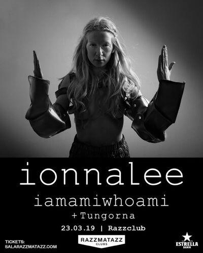 ionnalee; EABF tour - Razzmatazz promo