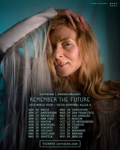 ionnalee; REMEMBER THE FUTURE tour poster 02