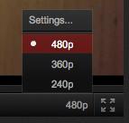 YouTube - o 480p