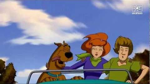 Scooby Doo! and the Music of the Vampire Done With Monsters