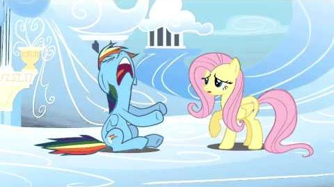 Rainbow Dash - My Life Is Ruined
