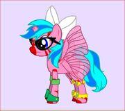 Me as a pony 1
