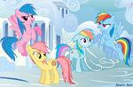 Rainbow dash generations by aquaticneon-d5b2tze