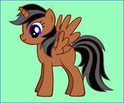 Brownie (Mom's Horse)
