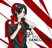 Vancouver Card by Misharoyuki