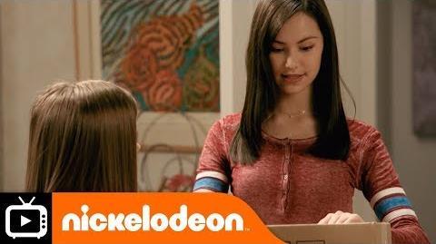 I Am Frankie Lab Set-up Nickelodeon UK