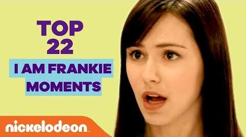 Frankie's Top 22 Moments from Season 1!! 🤖 I Am Frankie Nick