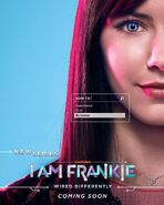 I Am Frankie S1 Poster