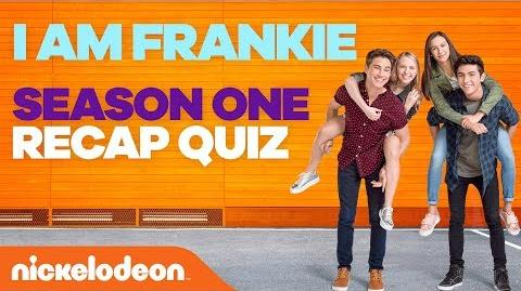 Do You Remember 'I Am Frankie'? 🤖 Try the Recap Quiz Challenge Nick