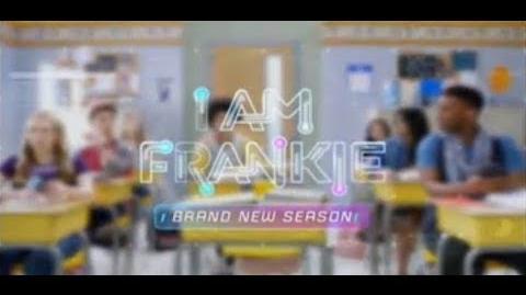 Season 2 I Am Frankie 🤖 Brand New Episodes Starting September 10th