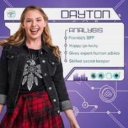 Dayton S1 Summary