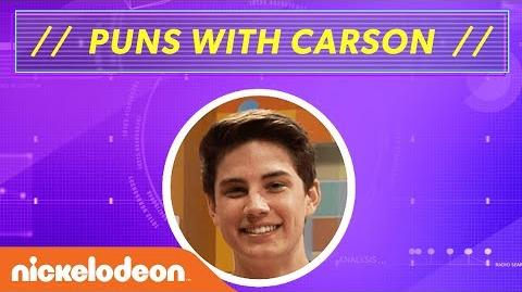 Try Not to Laugh! Carson Rowland is Pun-stoppable! I Am Frankie Nick