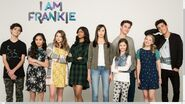 I Am Frankie Cast Promotional