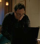 James Peters Stealing Data