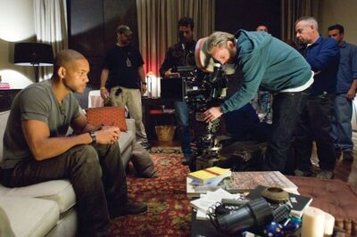 Will Smith Behind The Scenes