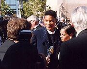 Smith At The Emmy Awards In 1993