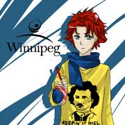Placard Winnipeg