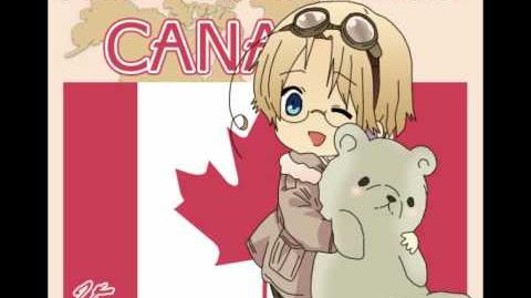 Marukaite Chikyuu Canada Ina-chan Version