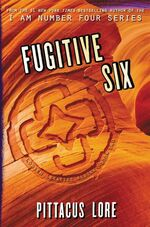 Fugitive Six Book Cover
