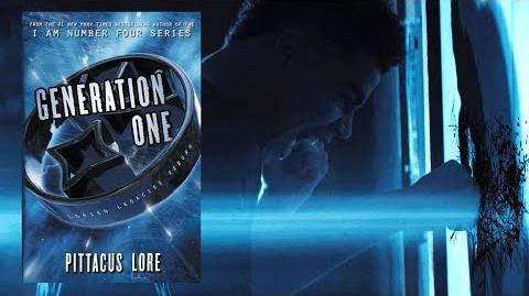 GENERATION ONE by Pittacus Lore Official Book Trailer