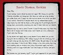 Sam's Journal