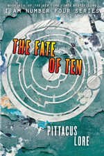The Fate of Ten Cover