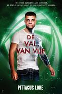 Fall of Five Dutch Cover