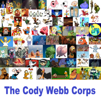 The cody webb corps3
