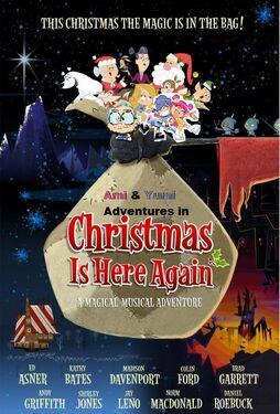 Christmasishereagain