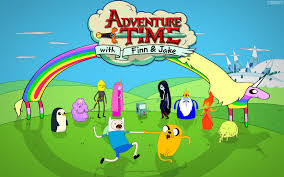 File:Adventure Time with Finn and Jake.jpg