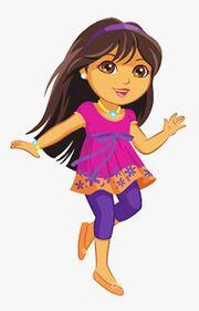 Dora the explorer 2015
