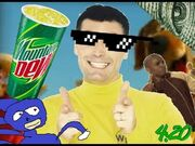 The wiggles mountain dew