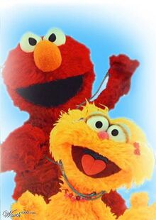 Elmo pissed uncyclopedia