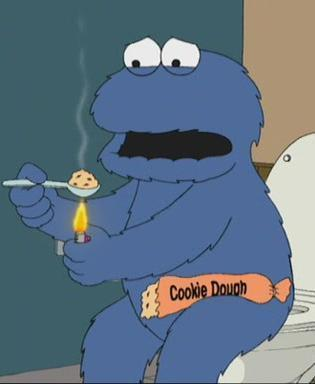 File:Cookie monster eating cookie dough uncyclopedia.jpg