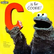 C is for cookie album
