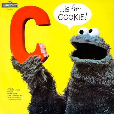 File:C is for cookie album.jpg