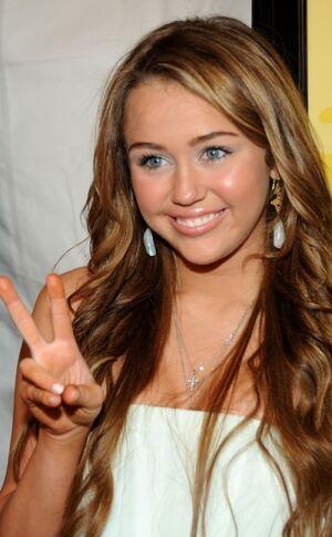 Miley cyrus 2009