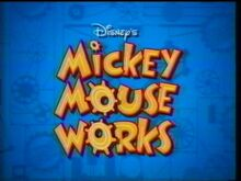 Mickey Mouse Works Logo