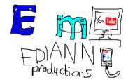 Ediann productions logo