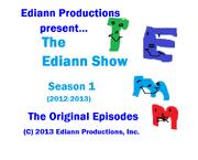 The ediann show season 1 poster