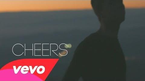 Ian Thomas - Cheers (Lyric Video) ft